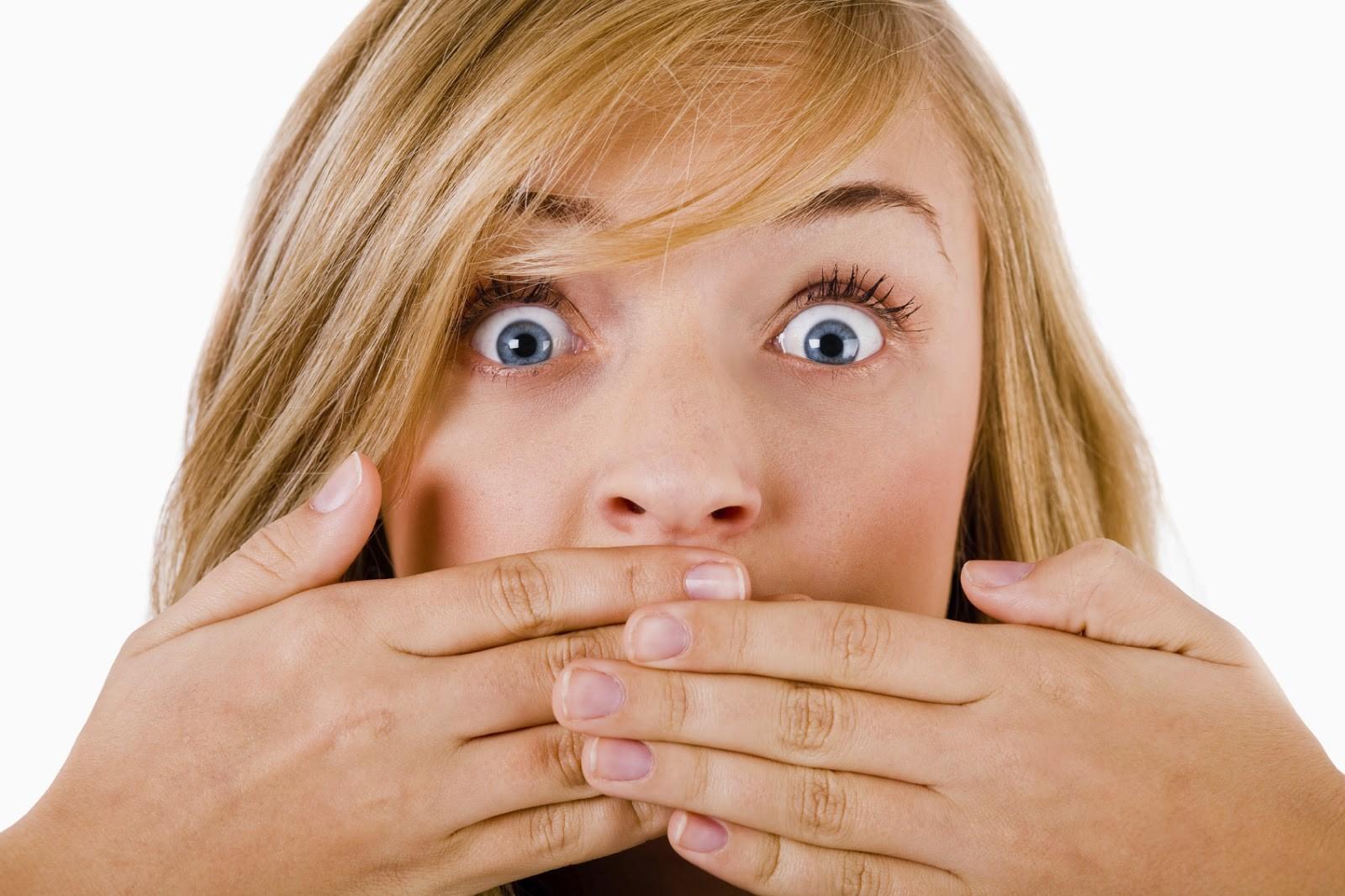 Неприятный запах изо рта: причины и 57