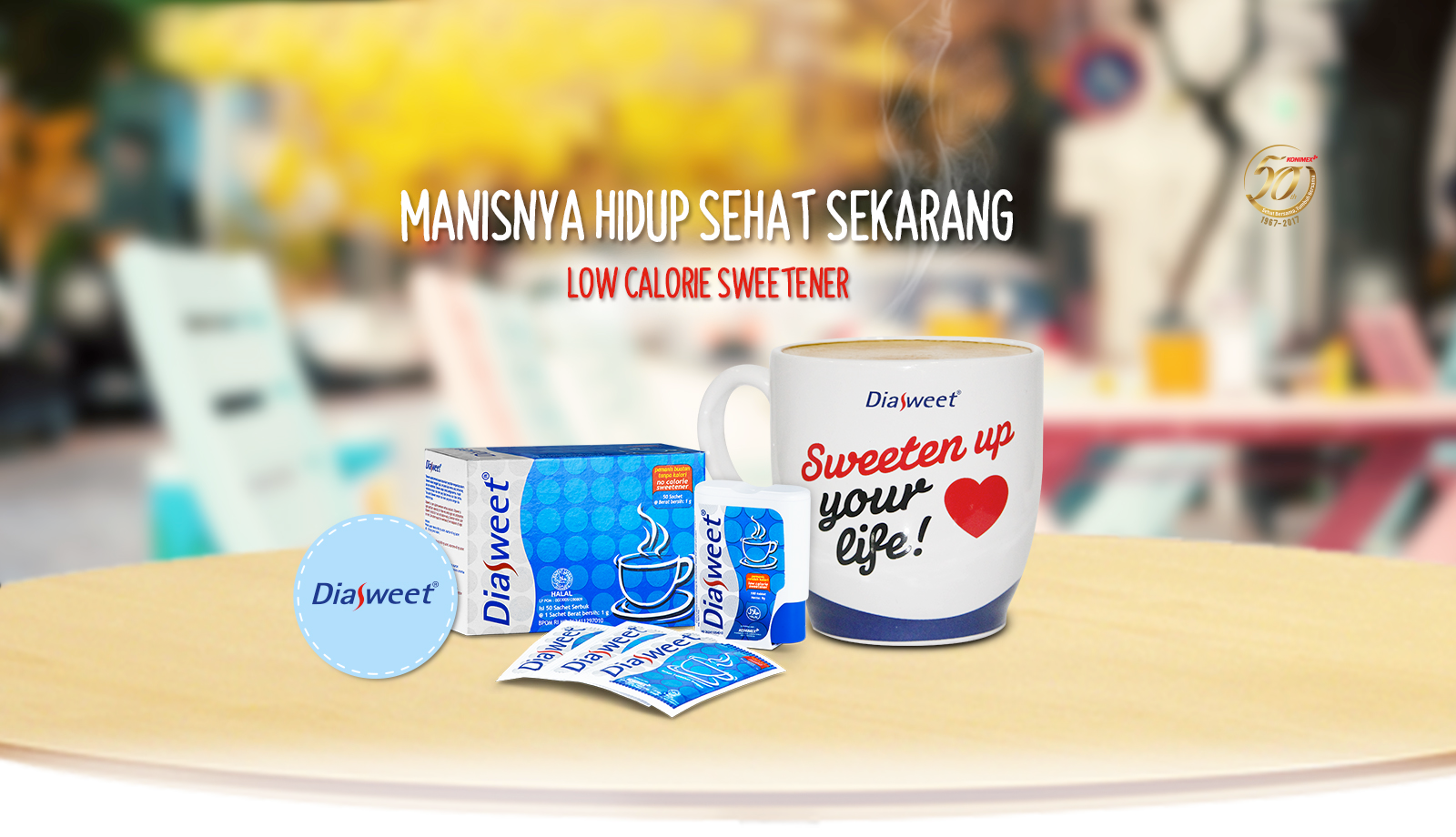 Diasweet Sweetener