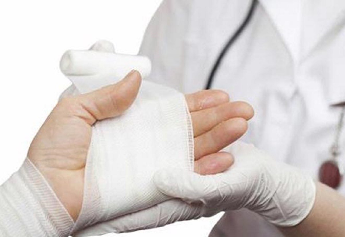 Гнойная рана лечение 52
