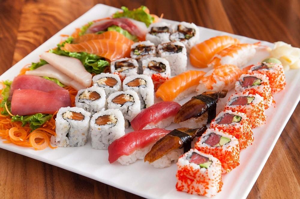 Sushi Ternyata Bukan Lagi Makanan Sehat