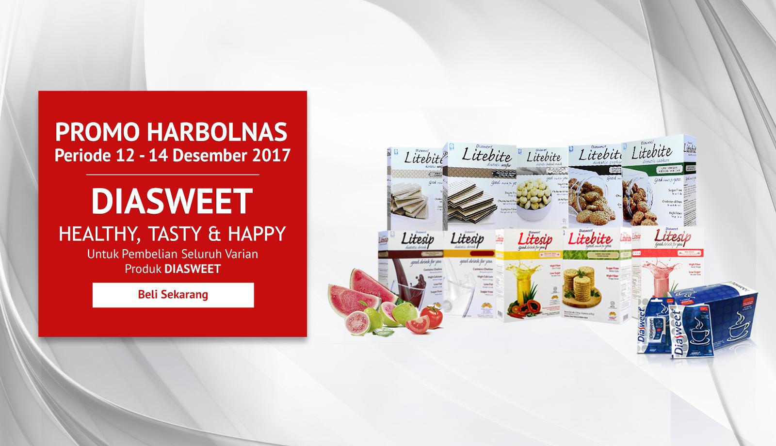 Diasweet Healthy - HARBOLNAS